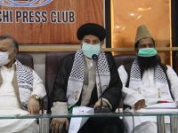 Pakistan Sünni ve Şii İslami Gruplardan Ortak Basın Toplantısı