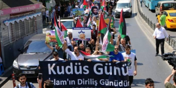 7 Mayısta Kudüs Günü'nü Kutlayacağız