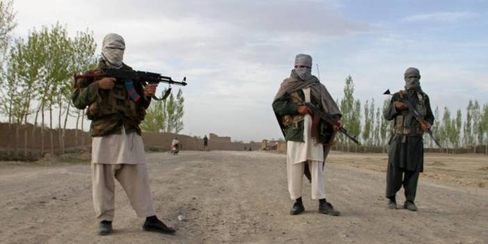 Afganistan'da Taliban Vahşeti