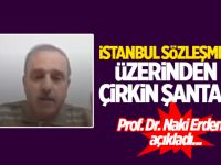 İstanbul Sözleşmesi Üzerinden Tehdit