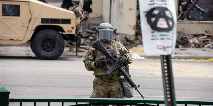 ABD 'de Asker Yığınağı