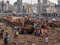 İsrail Beyrut Patlamasının Neresinde?