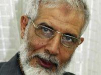 Darbeci Sisi, İhvan Genel Mürşidi'ni Tutukladı