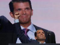 Trump'ın Oğlu : Savaşmalıyız