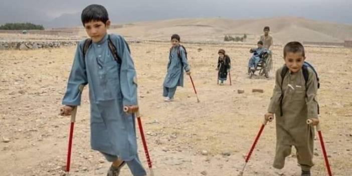 Afganistan'da Dehşete Düşüren Rapor