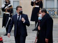 Fransa'dan Sisi'ye Onur Madalyası!