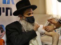 En hızlı Aşılama Yapan Ülke İsrail