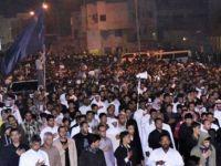 Arabistan Halkı Suudi Rejimini Protesto Etti