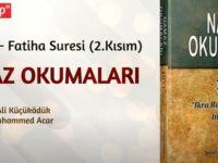 Namaz Okumaları - 11.Bölüm (Fatiha Suresi 2. Kısım) Sesli Kitap