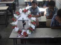 Siyonist İsrail  Çocukları Hedef Alıyor