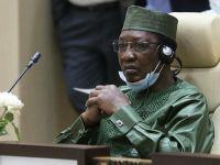 Çad Cumhurbaşkanı Öldürüldü