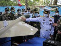 İran Yeni Silahlarını Tanıttı