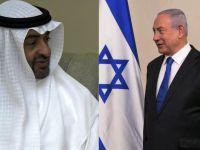 Birleşik Arap Emirlikleri İsrail İlişkileri İlerliyor