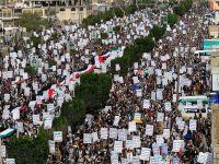 Yemen'de  Kudüs Günü Yürüyüşü