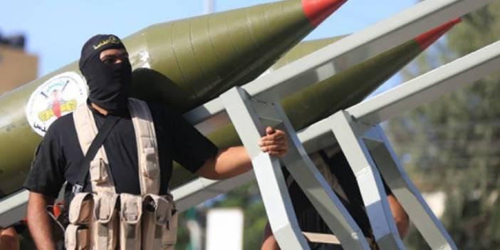 Hamas Füzelerimiz Sayesinde...
