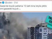 OdaTV  Sitesinin Siyonizm Sevdası