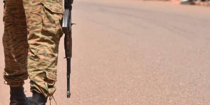 Burkina Faso'da Katliam