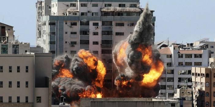 İsrail'den Gazze'yi Vururuz Tehdidi