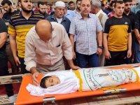 Gazze'de Patlamamış Mühimmat Can Aldı