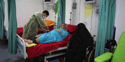 Tepkiler Sonuç Verdi Aşılar Gazze'ye Ulaştı