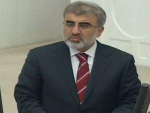 Taner Yıldız Meclis'de Konuştu