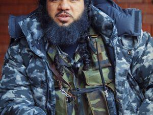 Şehid Hattab Rus Helikopterini  Düşürüyor