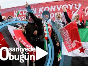 60 Saniyede Bugün (8 Mart 2018)