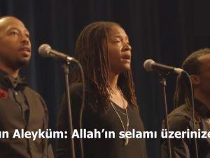 ABD Ulusal Şiir Yarışması Finalinde Okunan Şiir